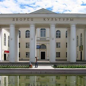 Дворцы и дома культуры Суоярви