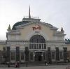 Железнодорожные вокзалы в Суоярви
