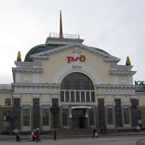Железнодорожные вокзалы Суоярви